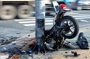 motorcycle accident claims in Pennsylvania