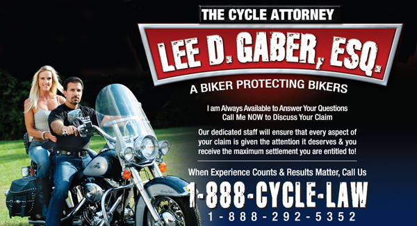cycle attorney Lee D. Gaber, Esquire Pennsylvania