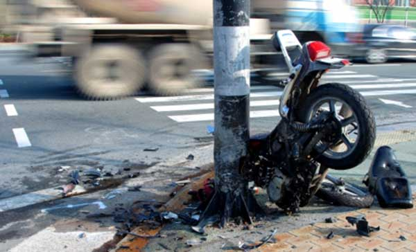 Pennsylvania motorcycle accident claims