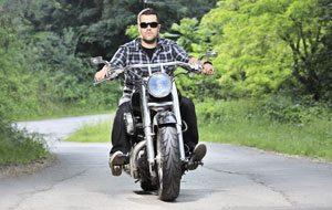 Motorcycle Back Injury Settlement