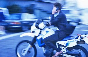 negligence in a motorcycle accident